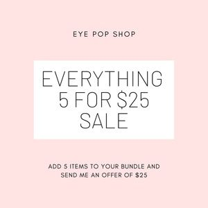 SALE Everything [5 for $25] MIX and MATCH